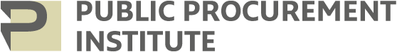 PUBLIC PROCUREMENT INSTITUTE